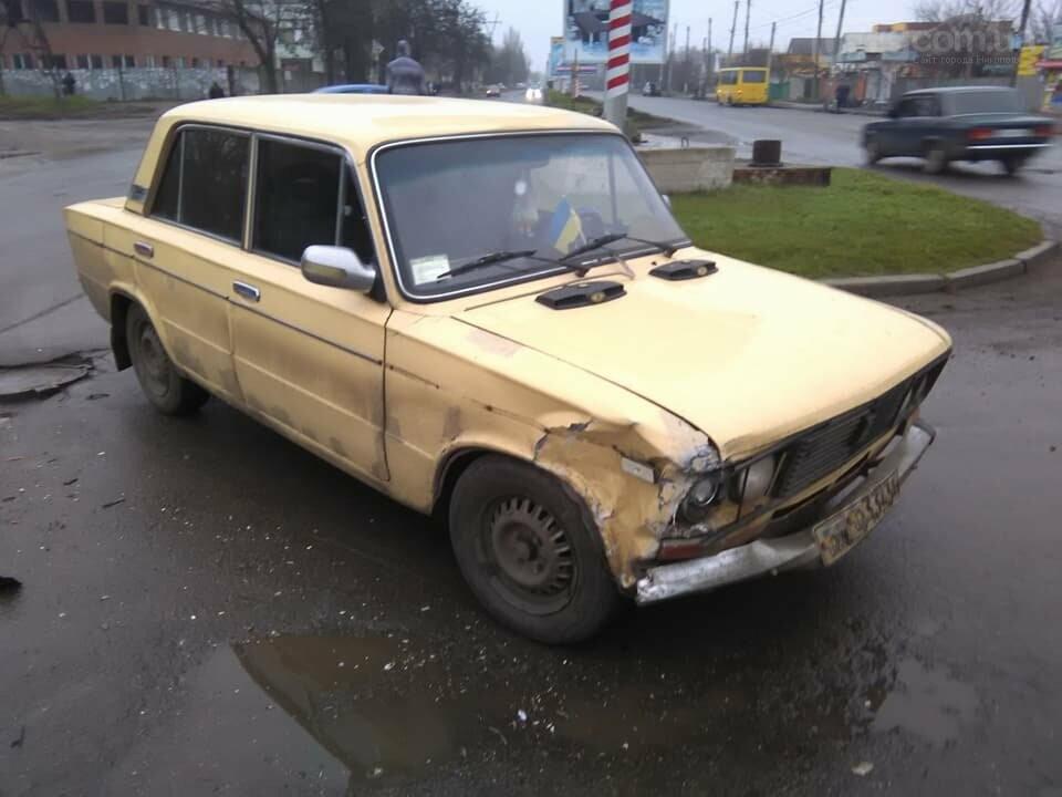 В Никополе произошло дорожно-транспортное происшествие, фото-2