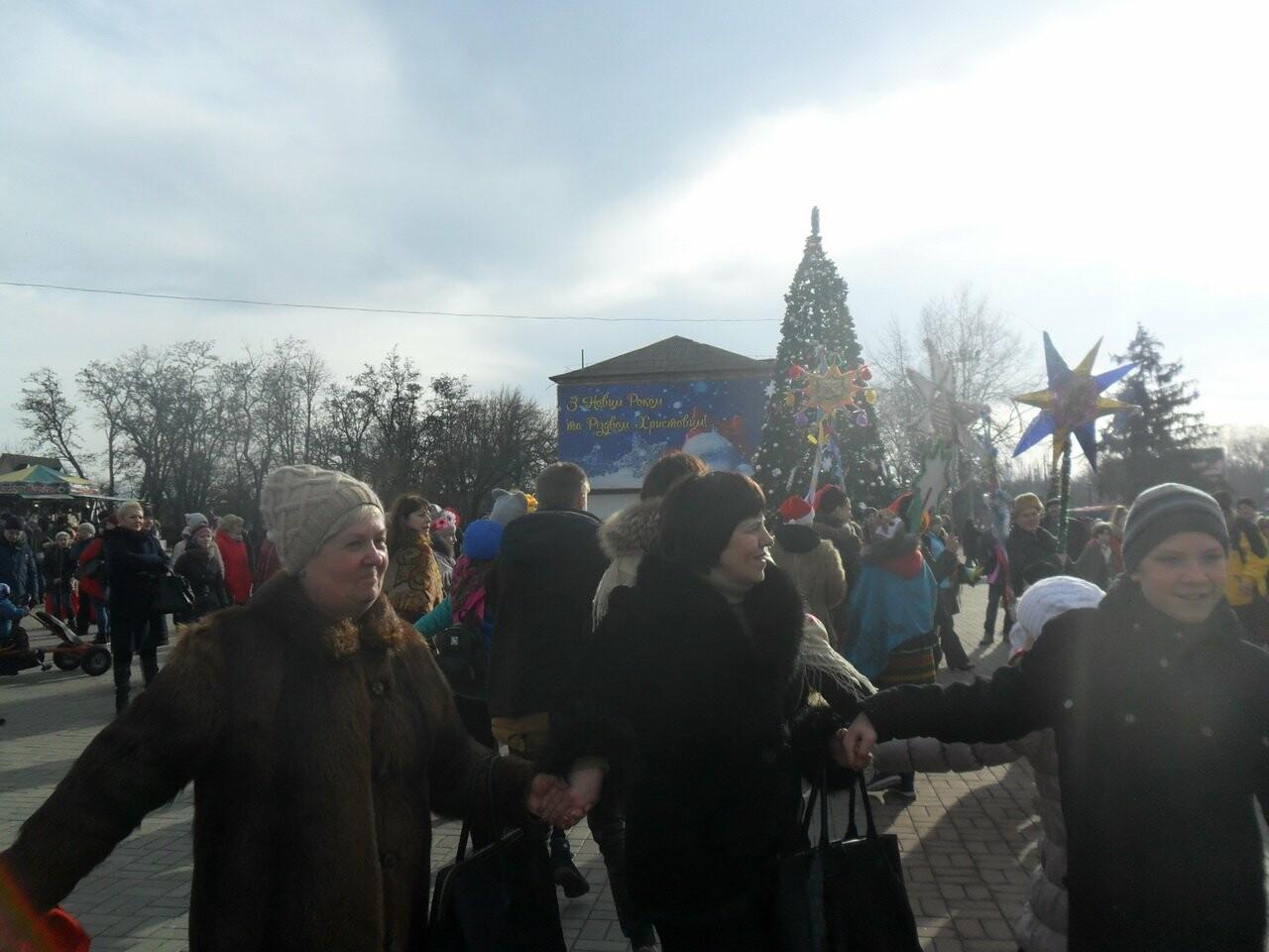 Святкування Різдва Христового в Нікополі , фото-2