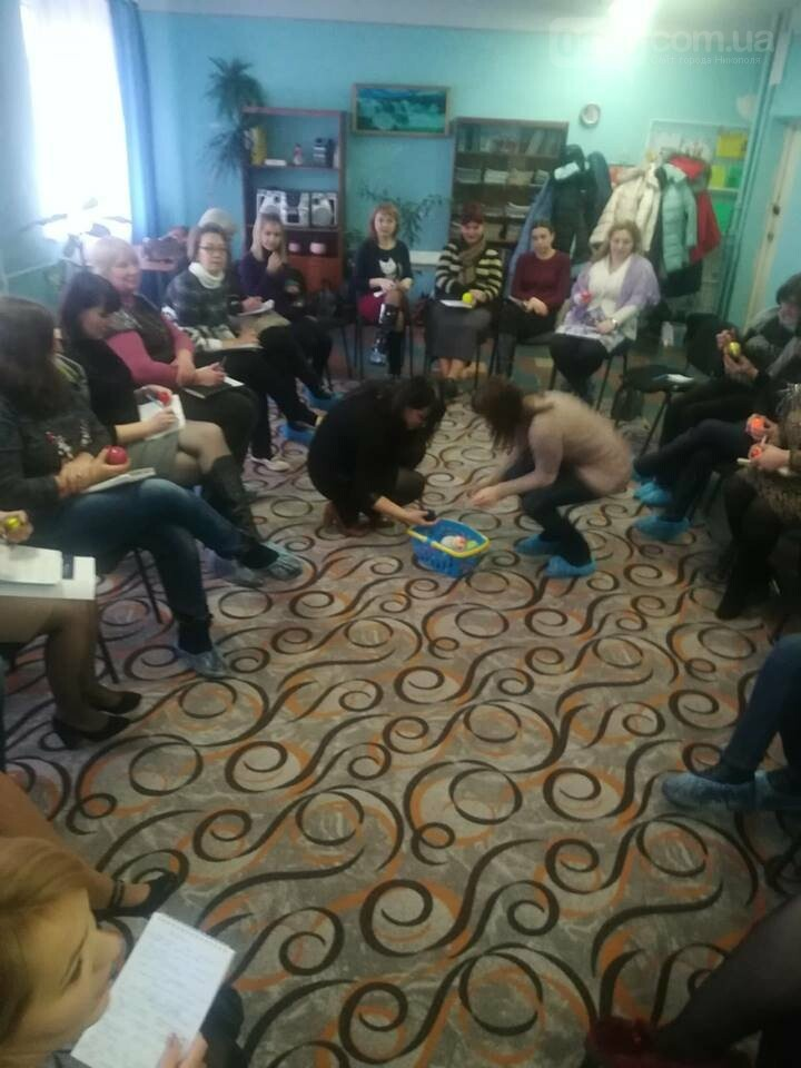 Методичні об'єднання вчителів-логопедів та практичних психологів в Нікополі , фото-4