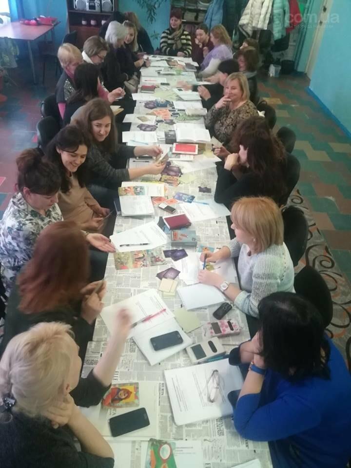 Методичні об'єднання вчителів-логопедів та практичних психологів в Нікополі , фото-5