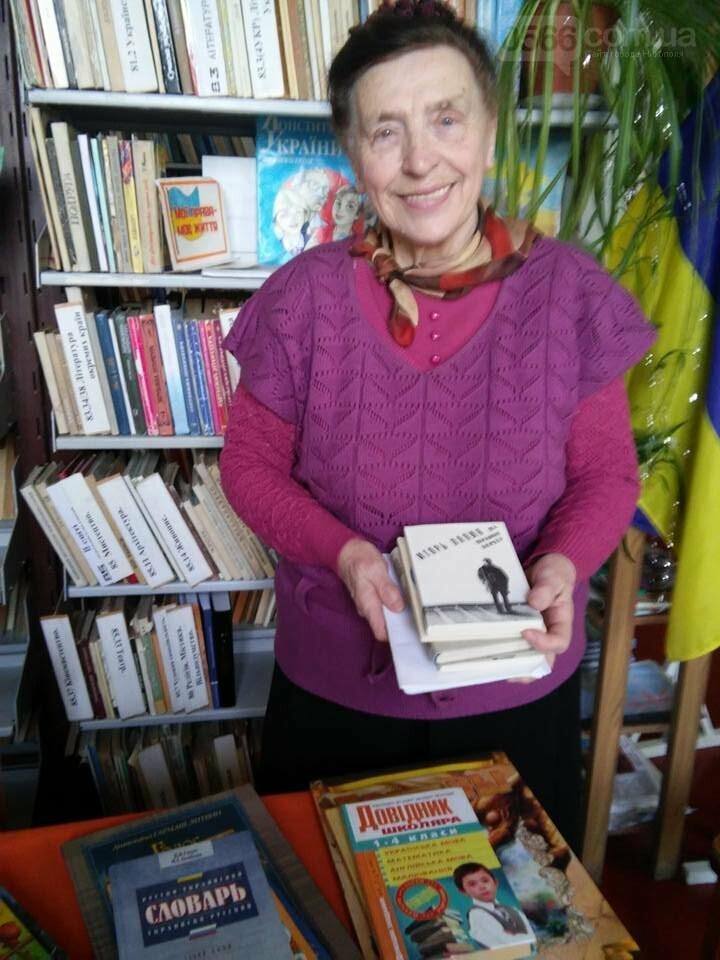 Акція подаруй бібліотеці книгу в Нікополі , фото-3