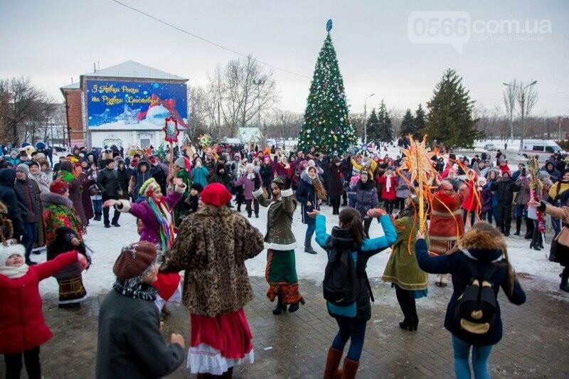 В Никополе состоится закрытие новогодней елки , фото-1