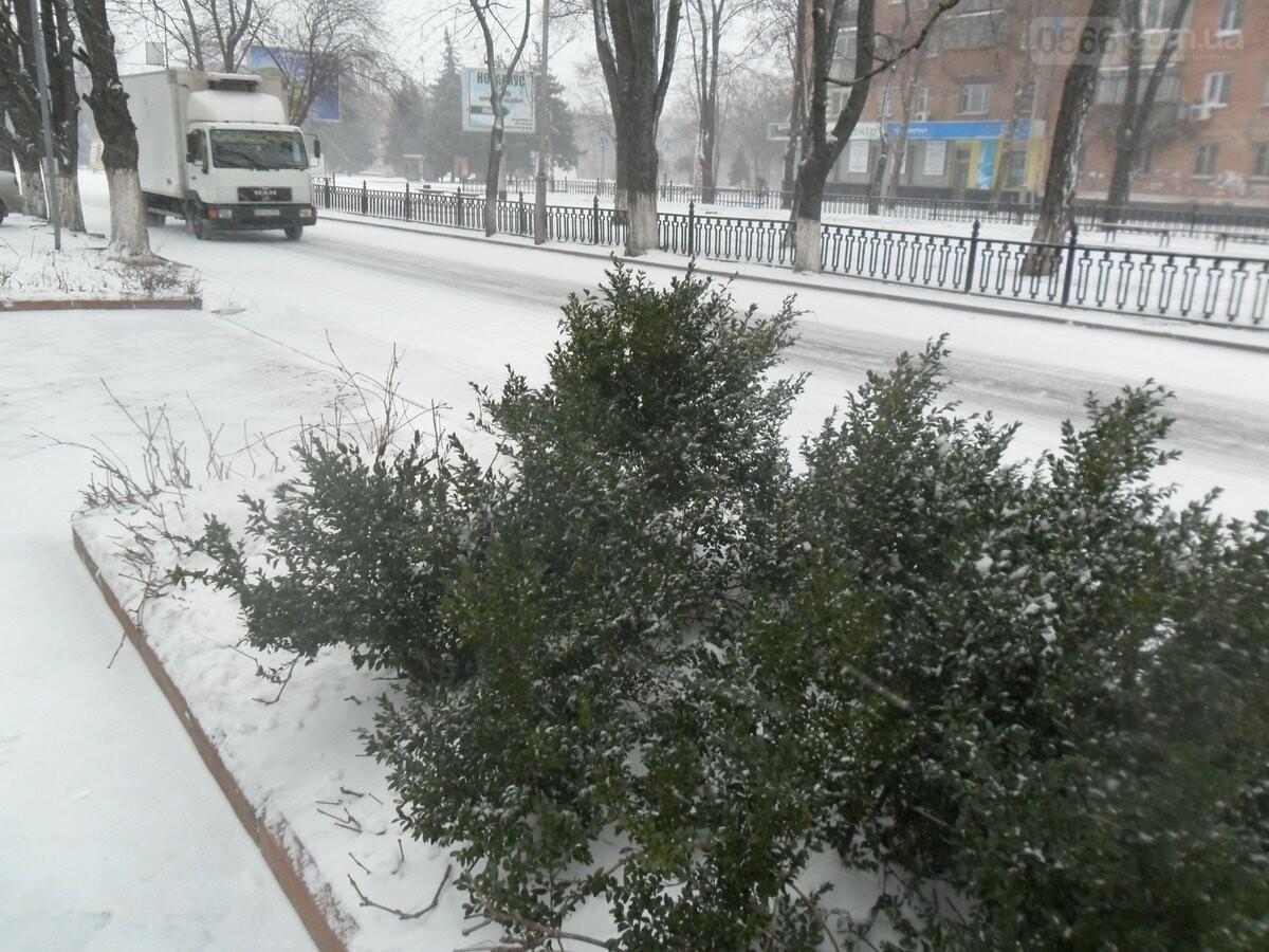 Схоже що Нікополь готовий до зими лише в літку , фото-4