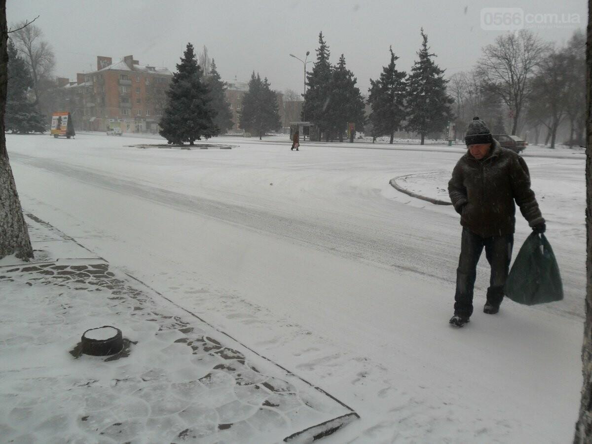 Схоже що Нікополь готовий до зими лише в літку , фото-5