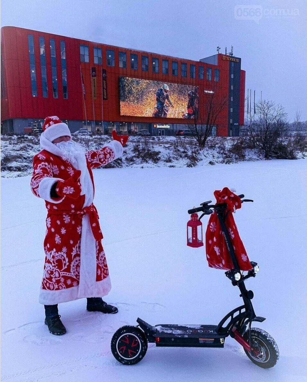 Зимние электросамокаты Kugoo – статусный новогодний подарок!, фото-1