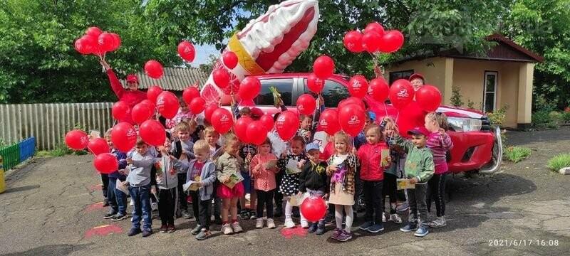 Масштабный проект «Производитель счастья» от ТМ «Ласунка» снова радует жителей Украины!, фото-2