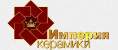 Логотип - Сеть магазинов  Империя керамики. Кафель  Сантехника