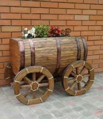 Садовая мебель, декор из дерева. Изготовление. Никополь