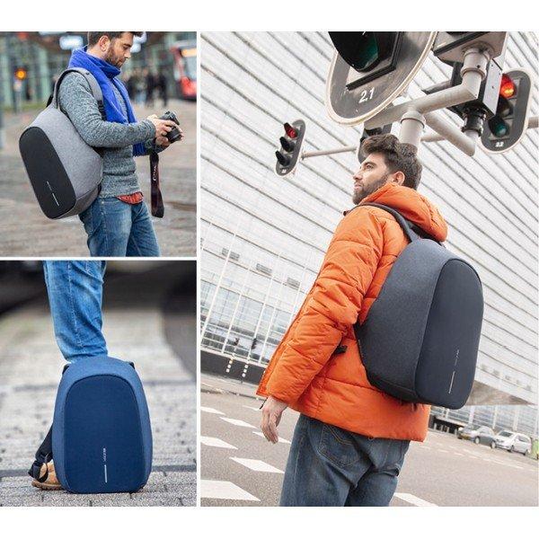 Оригинальные антикражные рюкзаки Bobby XD Design - выбор успешных и современных!, фото-3