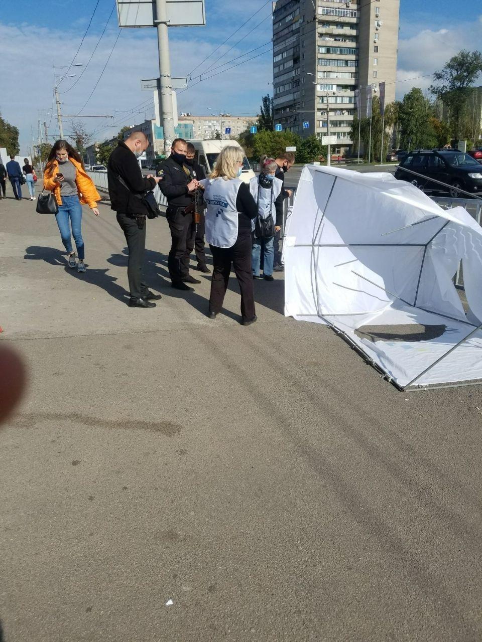 """Вилкул потребовал, чтобы правоохранители дали оценку нападениям на волонтеров Блока """"Украинская перспектива"""", фото-2"""