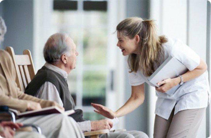 Какие преимущества несёт дом престарелых?