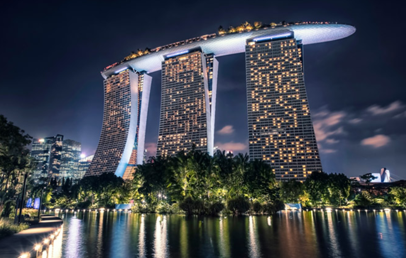 Фото с Сингапура